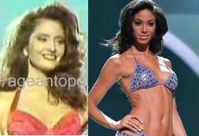 Most successful Jamaicans at Miss Universe:  Kimberley Mais, finalist 1991 and Yendi Phillips, 1st runner-up 2010.