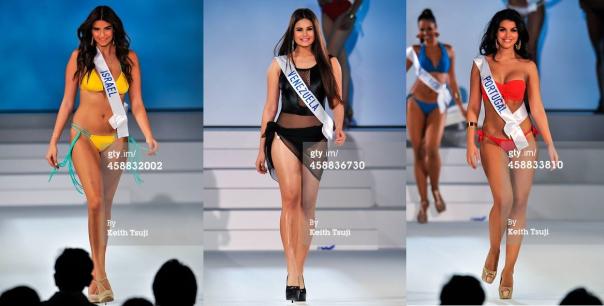 Meghan Trainor Awardees:  Israel, Venezuela, and Portugal