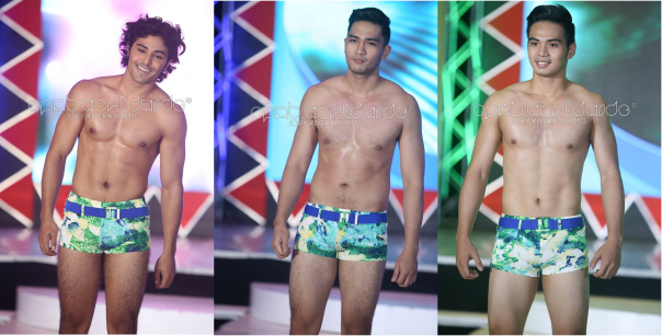 Manly Handsomeness. From L-R: Marcel Stulir, JE Adajar, and Robert Lopez (images courtesy of Jory Rivera for OPMB Worldwide)