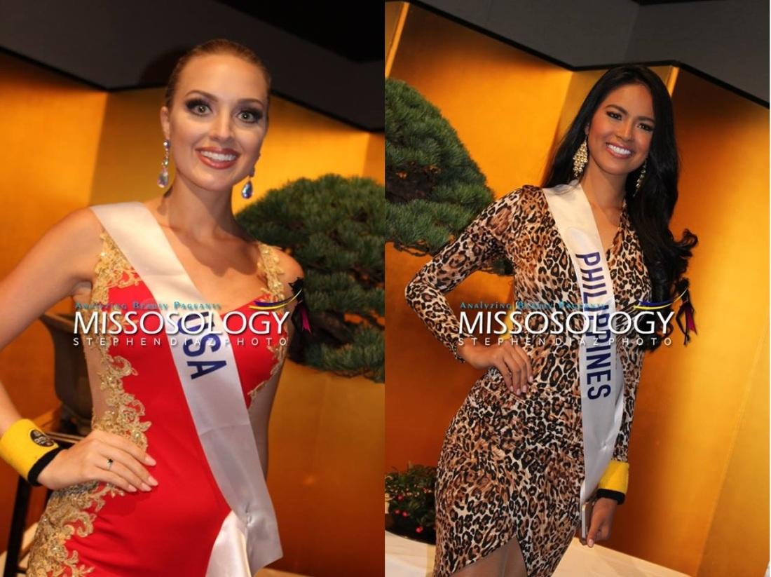 USA Philippines
