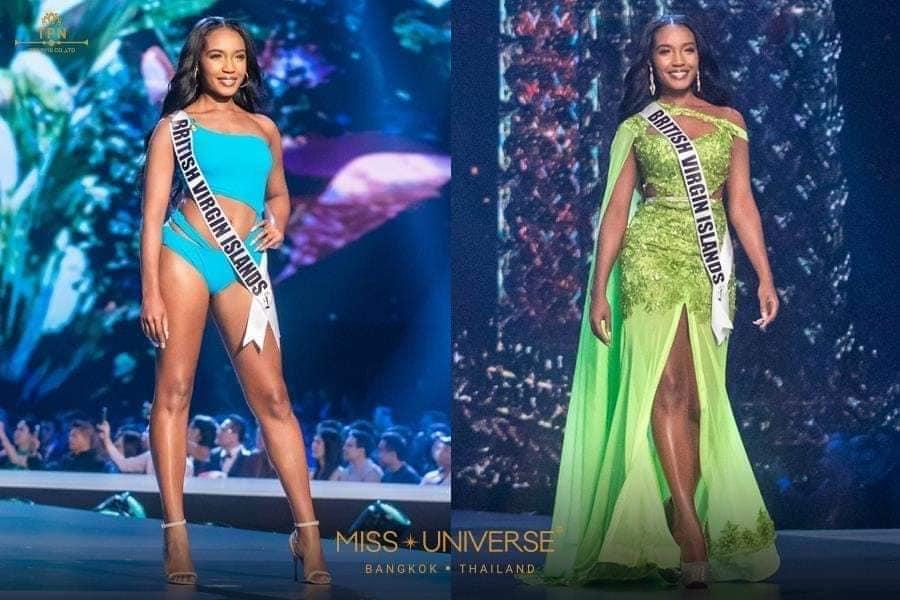 A'yana Keshelle Phillips (US VIRGIN ISLANDS 2019) IVB